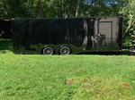 2021 Enclosed Car Trailer