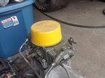Holley hp 950 carburetor