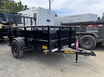 30 SV BIG TEX UTILITY TRAILER