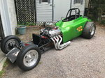 26 T Bucket Dragster