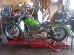 custom bike 88 in harley everything new