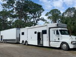 2003 Toter Home and 2002 Stacker trailer