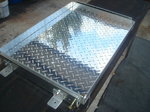 GENERATOR SLIDE TRAY- 500lb Capacity, All Aluminum Tray