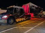 07 Freightliner 40' stacker