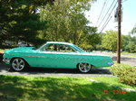 61 Belair Bubble top custom