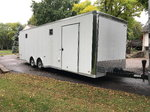 2018 Bravo 28' Enclosed Trailer