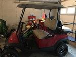 Golf cart for