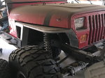 1987 Jeep Rock Crawler Project