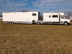 2002 Renegade sport-deck Totorhome and 2000 renegade stacker