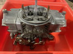 Holley 390 Willys built CRA, Blizzard Series legal