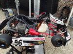 Margay KT100 Kart - Race Ready