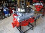 1963 Corvette 327 Engine and Muncie 4 Speed
