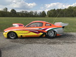 2005 Ford Mustang Tube Chassis