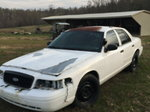 2008 Crown Vic , police Interceptor ( parts car )