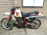 1983 yamaha tt 600cc