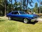 1973 Chevy nova sbc