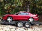 94 GT Mustang