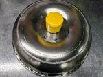 Cohn two piece aluminum torque converter