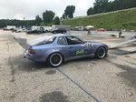 Porsche Track Day Car