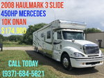 2008 Haulmark 3 Slide *INCREDIBLE FLOORPLAN*