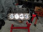 408 SBF short block new