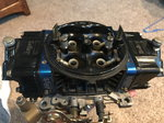 Willy's 750 Alcohol Carburetor