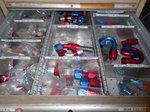 hose ends/hose /fittings/crimper/cabinets