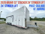2020 Bravo 32' Stacker Dragster Lift