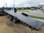 83 X 20 ELECT TILT OPEN CAR TRAILER