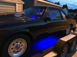 85 fox body mustang big tire 2 kit nitrous
