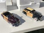 Franklin & Danbury Mint Cars & Trucks