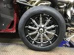 "17"" rc comp exile wheels and 17"" 26"" MT et"
