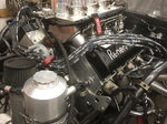Reher Morrison 959/948 5.300 Engine with tons of spare parts
