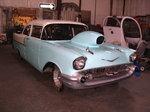 1957 Chevy Drag Car