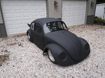 VW turbo tube chassis dragcar