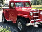 1955 Willys Custom
