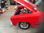 66 Chevy show or drag