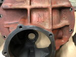 "M4141 Nodular Iron Ford 9"" with locker"