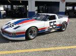 Corvette C4 Wide body -Dillon Chassis
