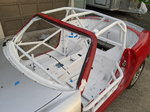 Honda S2000 caged rolling tub/chassis