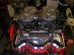 1958 REBUILD 348 W ENGINE