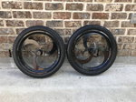 LRP Front Wheels