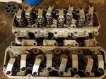 Ford Yates C3 Heads, Intake & Pistons