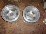 14 X10 SLOT WHEELS