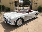 1958 Chevrolet Corvette Convertible - CRC Conversion
