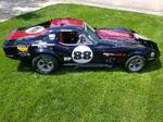 SCCA Corvette Race Car