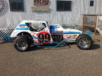 Vintage Big Block Dirt Modified