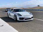 2016 Porsche GT4 Clubsport
