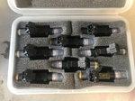 Precision fuel injectors
