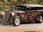 1934 ford trade gasser ?